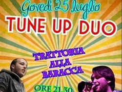 Tune Up Duo Musicale in riva al Bachiglione