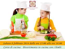Divertimento in cucina con i bimbi