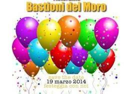 Buon compleanno Bastioni del Moro !