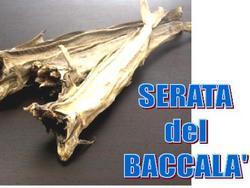 Serata Del Baccalà
