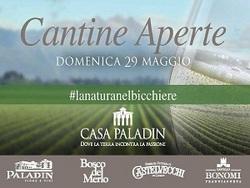 CANTINE APERTE A CASA PALADIN: #lanaturanelbicchiere