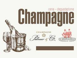 Serata Champagne Palmer