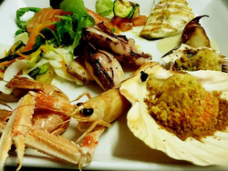 degustazione antipasti con la cantina Dama del Rovere