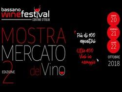 bassano wine festival: 20, 21 e 22 ottobre