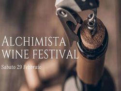 alchimista wine festival