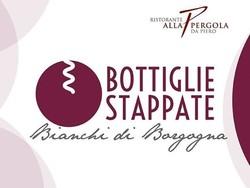 bottiglie stappate: vini bianchi di borgogna