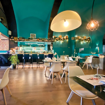 Joia Restaurant Loungebar