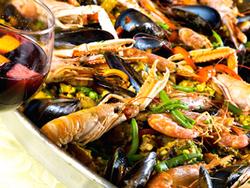 Paella e Sangria in Terrazza