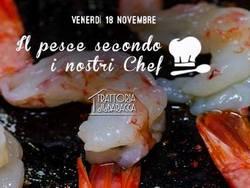 Il Pesce secondo i nostri Chef