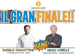 Gran Finale della 4 edizione della Chefs' Cup Contest