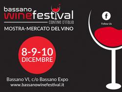 bassano wine festival 8-9-10 dicembre