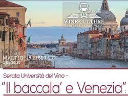 il baccalà e venezia: una storia d'amore