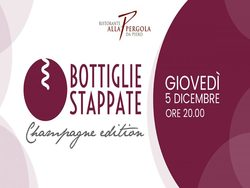 bottiglie stappate - champagne edition