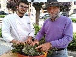 mele antiche e frutti autunnali dall'orto di Antonio e Lisa Cantele