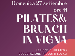 pilates e brunch in vigna